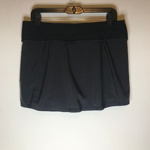 Lucy Black Athletic Skort Size L